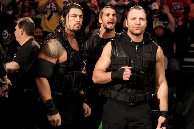 Feuds That Would Give the Shield a Proper Stage to Showcase Their Talents