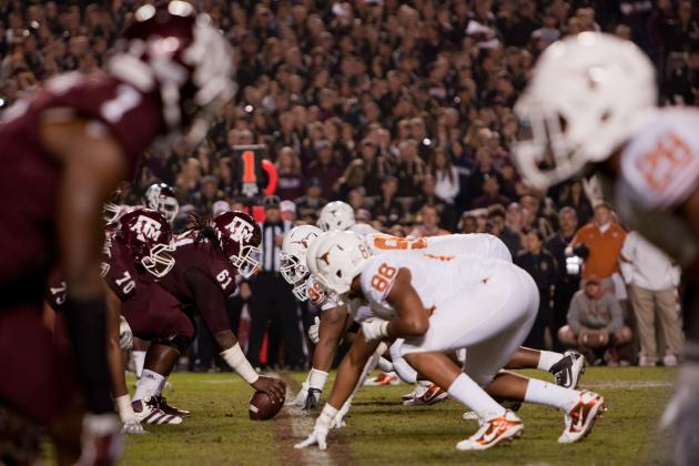 Texas vs. Texas A&M: Whose 2014 Recruiting Class Is Better Right Now?