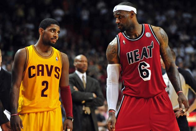 Cleveland Cavaliers Schedule 2013-14: Most Anticipated Games of the Season