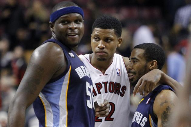 Memphis Grizzlies Schedule 2013-14: Most Anticipated Games of the Regular Season