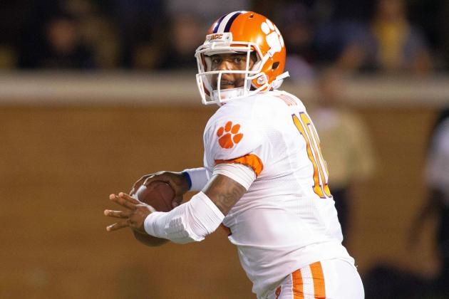 College Football QBs Who Will Surpass 3,000 Yards Passing in 2013