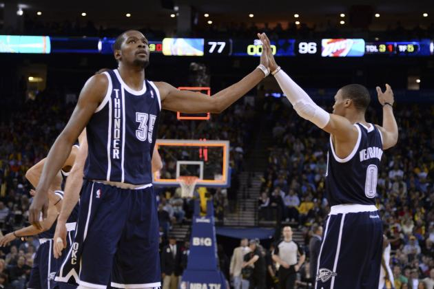 Oklahoma City Thunder Schedule 2013-14: Most Anticipated Games of the Season