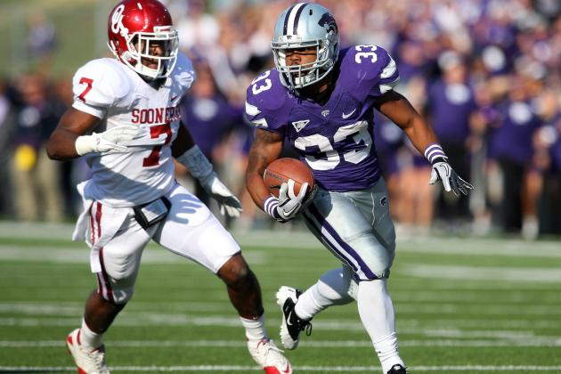 Projecting Big 12 Football's Most Improved Players  for 2013 Season