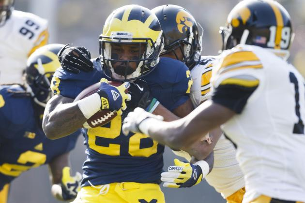 Michigan Football: Week 1 Fall Practice Stock Report