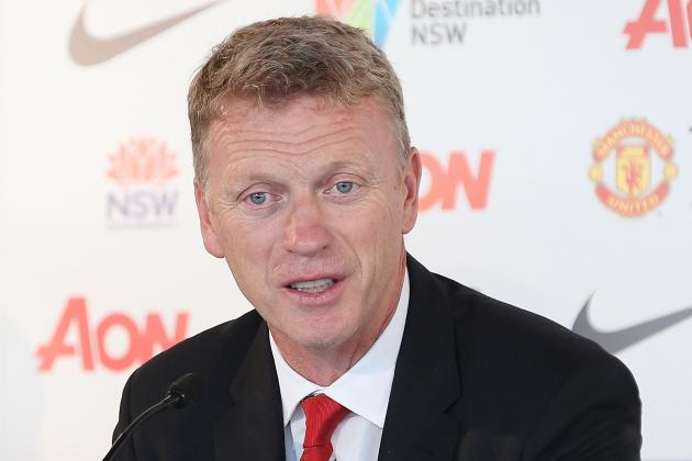 Early Decisions That Could Define David Moyes' First Season at Manchester Utd