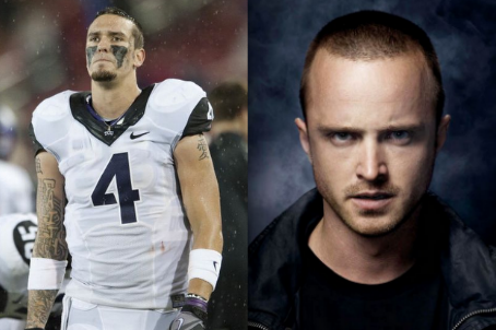 Top College Football Figures as Breaking Bad Characters