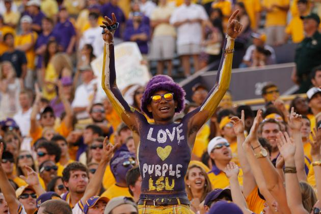 College Football Teams with the Best Fanbases