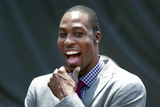Bold Predictions for Dwight Howard's 1st Season with Houston Rockets