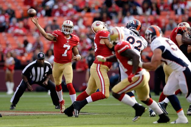 San Francisco 49ers: Winners and Losers in Preseason Week 1 Loss to Broncos