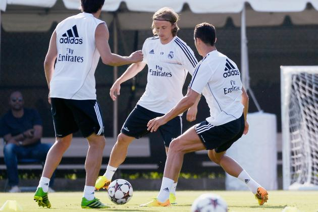 Real Madrid Players Who Should See Increased Playing Time This Season