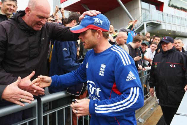 The Ashes 2013: Five Times England's Ian Bell Has 'Come of Age'