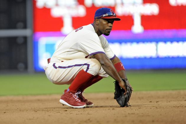 4 Teams Who Should Try to Convince Jimmy Rollins to Waive No-Trade