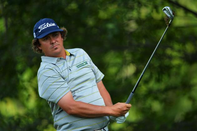 PGA Championship 2013 Results: Biggest Winners and Losers from Day 2