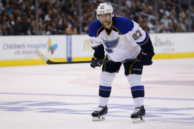 Latest Buzz on the NHL's Top Unsigned Players