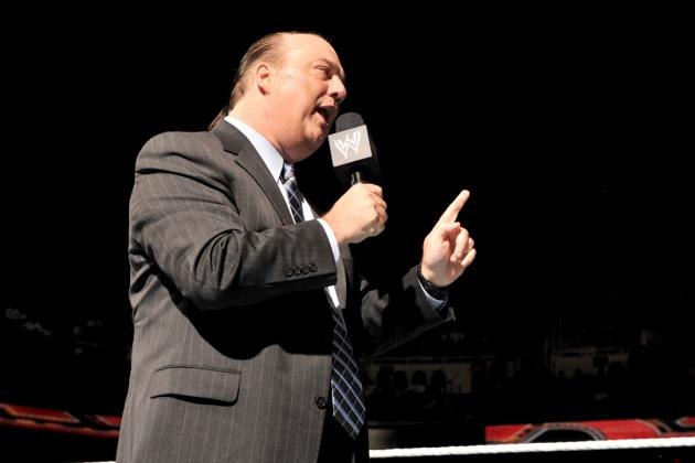 Paul Heyman and the 15 Greatest Managers/Valets of All Time