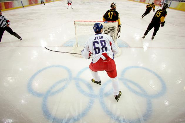 Predicting Which New Jersey Devils Will Compete in 2014 Sochi Olympics
