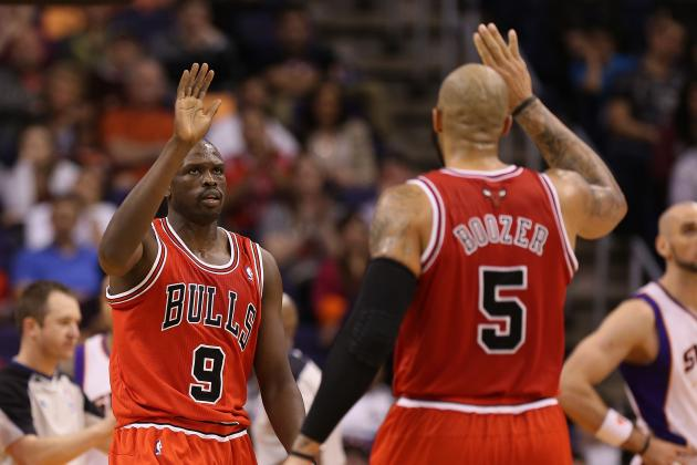 Predicting Chicago Bulls' Final 15-Man Roster