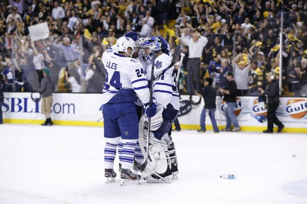 Toronto Maple Leafs' Strengths and Weaknesses Heading into 2013-14 Season