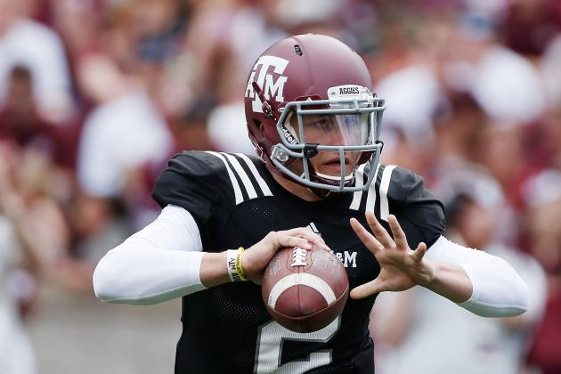 5 Players Not Named Johnny Manziel Who Are Most Responsible for Aggies' Success