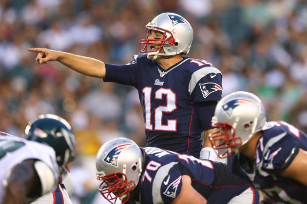 Updating Patriots' Key Position Battles Halfway Through Training Camp