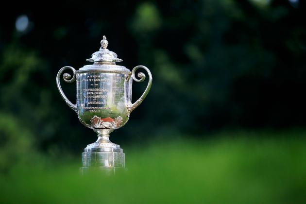 PGA Championship 2013: Odds for Every Player with a Chance to Win the Title