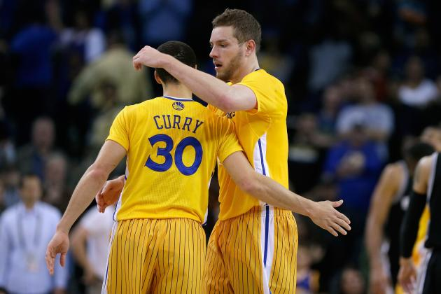 Golden State Warriors: Reviewing Their Depth at Each Position