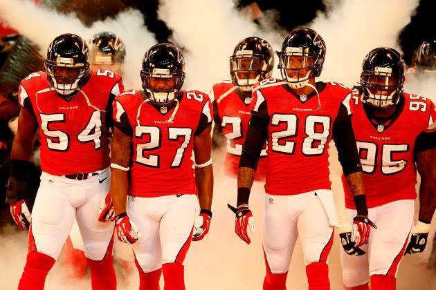 Updating the Atlanta Falcons' Key Position Battles Halfway Through Training Camp