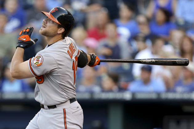 MLB's Longest Home Run Blasts of the Week (Aug. 4 to Aug. 10)