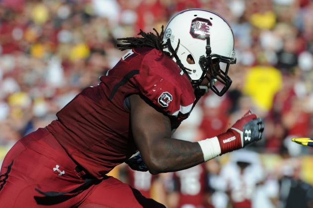 South Carolina Football: The 5 Biggest Upset Risks in 2013