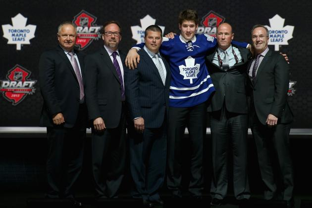 Ranking the Toronto Maple Leafs' Top 5 Prospects