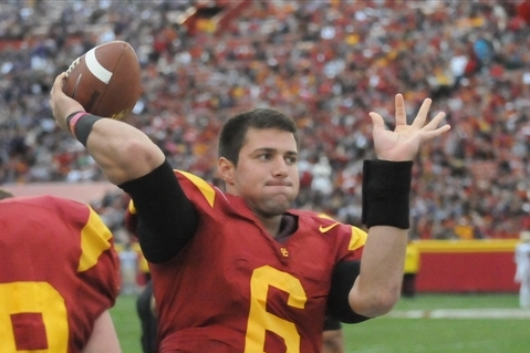 USC Football: Updating the Trojans' Quarterback Battle
