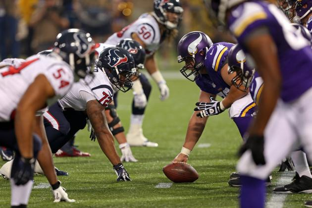 Updating the Houston Texans' Key Position Battles Halfway Through Training Camp