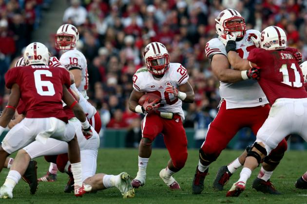 Wisconsin Football: The Badgers' Best-Case Scenario for 2013