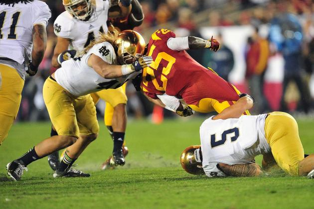 Notre Dame Football: 5 Players Most Responsible for Replacing Manti Te'o in 2013