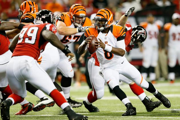 Updating Bengals' Key Position Battles Halfway Through Training Camp
