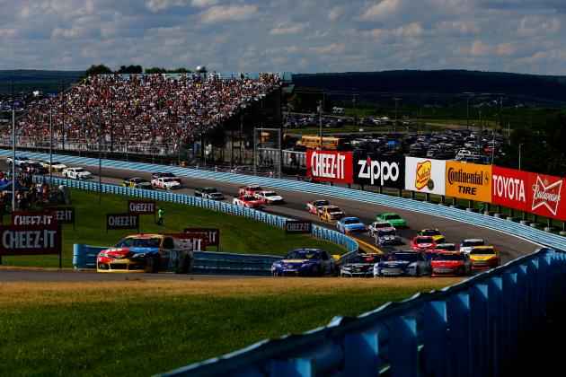 Winners and Losers of NASCAR Sprint Cup Series at Watkins Glen