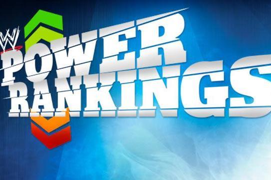 WWE Power Rankings for 8/12/2013
