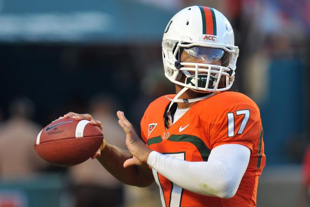 Everything You Need to Know About Miami's Heisman Candidate, Stephen Morris