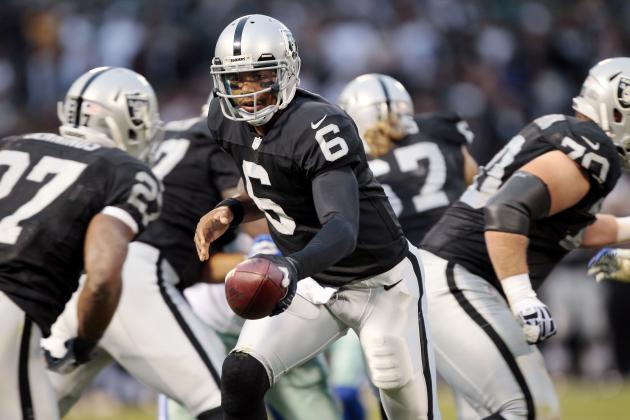 Updating Oakland Raiders' Key Position Battles Halfway Through Training Camp