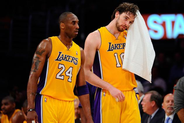 Predicting Los Angeles Lakers' Final 15-Man Roster