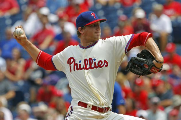 Stock Up, Stock Down for Philadelphia Phillies' Top 10 Prospects for Week 19