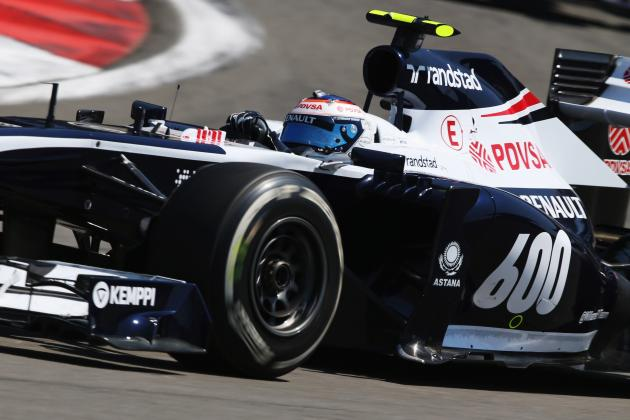 Ranking the Top 10 Williams Drivers of All Time
