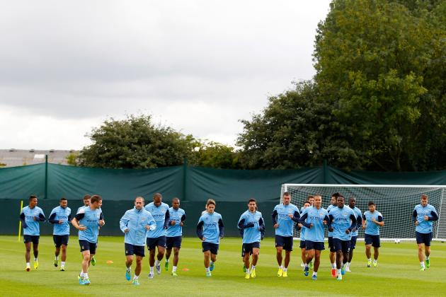 5 Changes Manchester City Must Make to Challenge in the Champions League