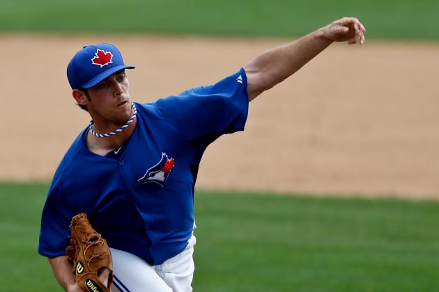 Stock Up, Stock Down for Toronto Blue Jays' Prospects for Week 19