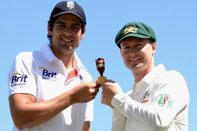 England vs. Australia: Key Records Broken During the 2013 Ashes