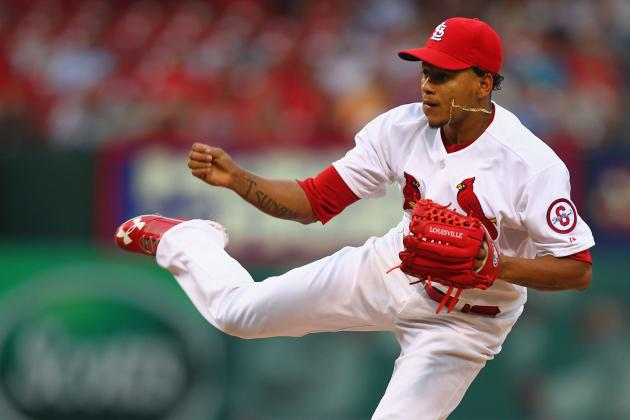 Stock Up, Stock Down for the St. Louis Cardinals Top 10 Prospects for Week 19