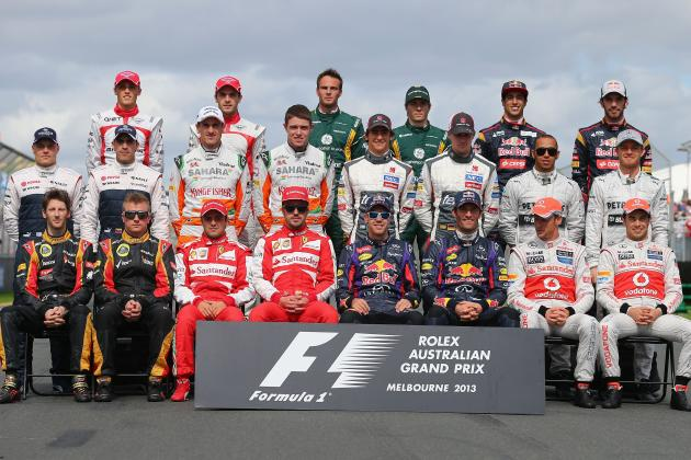 Formula 1: Predicting the 2014 Grid