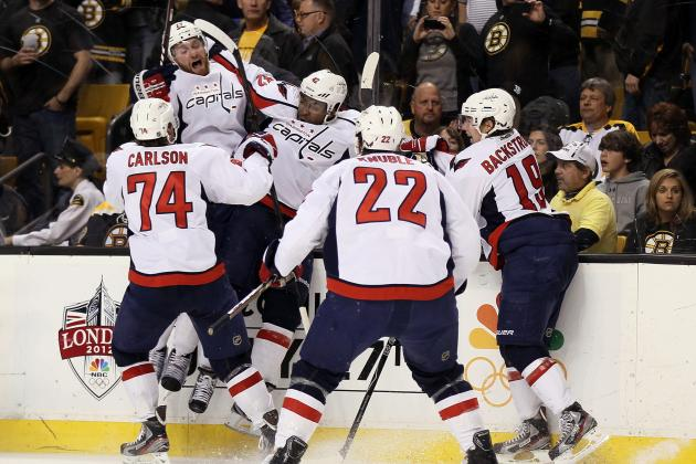 Ranking the 5 Most Unbelievable Moments in Washington Capitals History