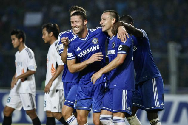 Predicting Chelsea's First-Choice Starting XI for the 2013-14 Season