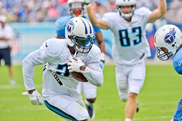 Winners and Losers from Week 2 of Tennessee Titans Training Camp
